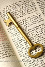 The Key in the Bible